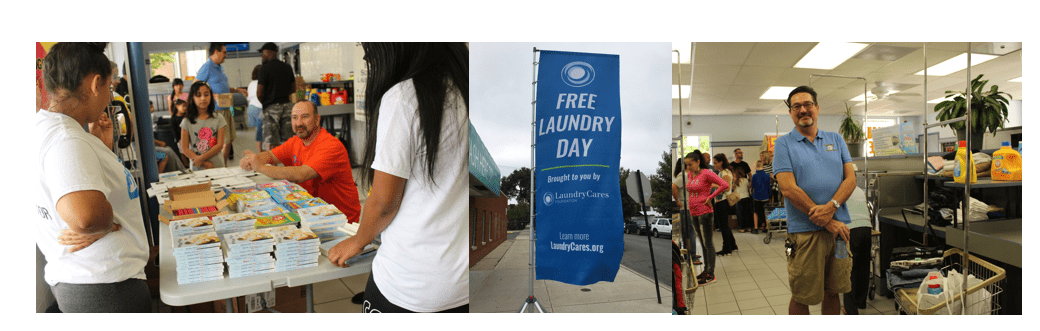 Free Laundry Day Chicago