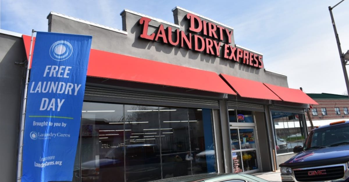 Host a LaundryCares Event or Program