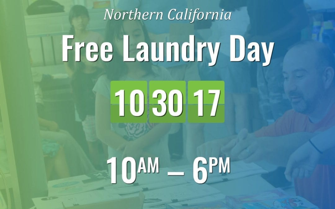 Free Laundry Day Announced to Aid Victims of California Wildfires