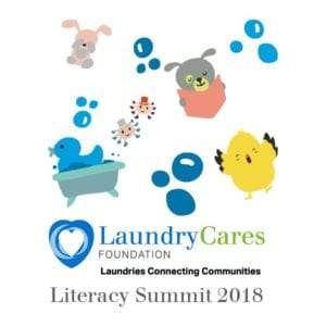 LaundryCares Literacy Summit 2018