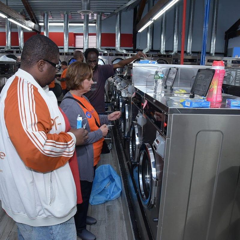 LaundryCares Foundation | 501(c)3 Charity | Free Laundry Day | Literacy