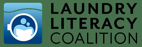 Laundry Literacy Coalition logo 600X300