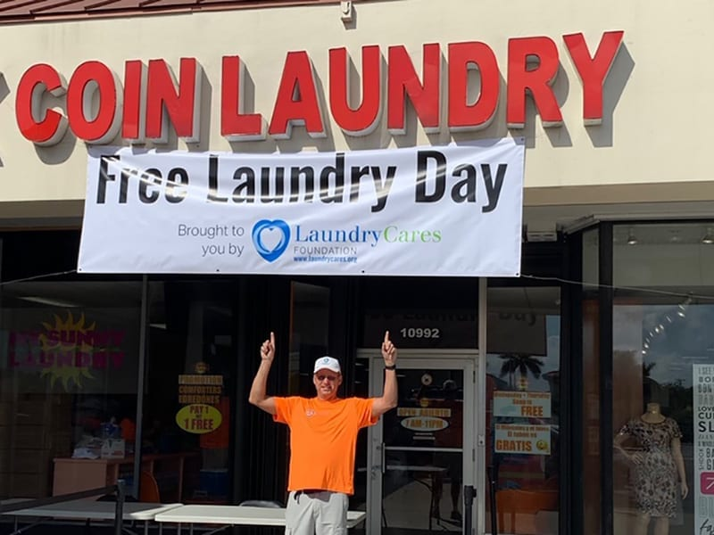 Two Miami Laundries Host Free Laundry Day, Launch Learning Centers