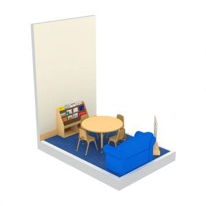 Large Bookstand Kit Side