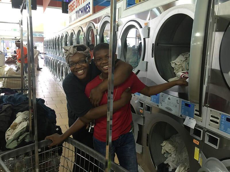 Free Laundry Days