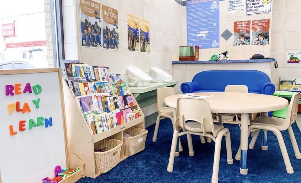Early Adopters: Family Read, Play & Learn Spaces