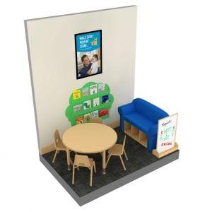 Family Court RPL Medium Booktree Kit